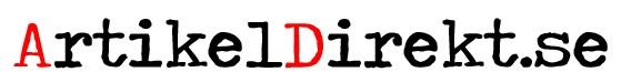 Artikelkatalog för kunskap, guider och artiklar - Artikeldirekt.se